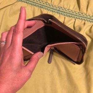Gucci Bags - Gucci dark taupe wallet, very gently used
